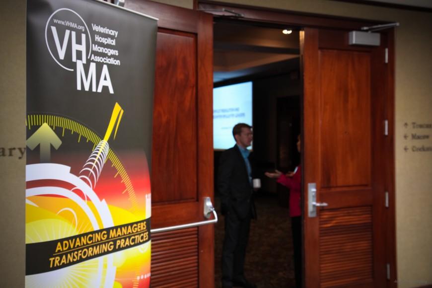 VHMA Management Exchange, February 2013, San Diego, CA