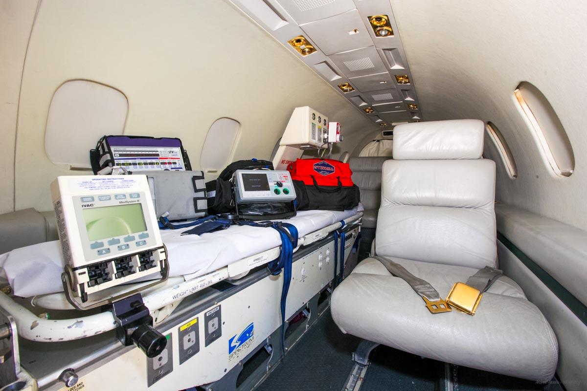 Aeromedevac Air Ambulance Equipment Wedding Event