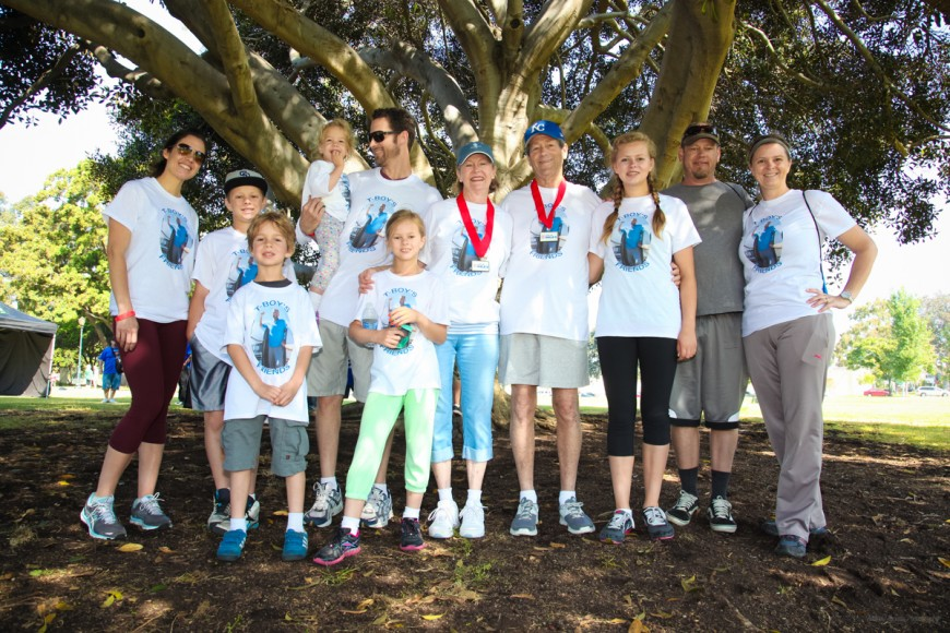 Liver Life Walk San Diego 2013, San Diego Zoo and Balboa Park, American Liver Foundation