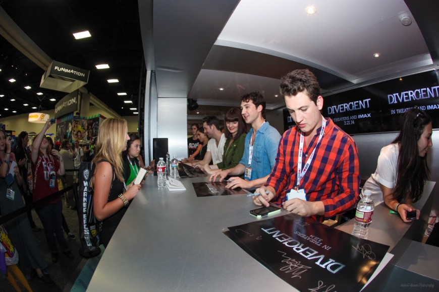 Antelope Entertainment, ComicCon 2013