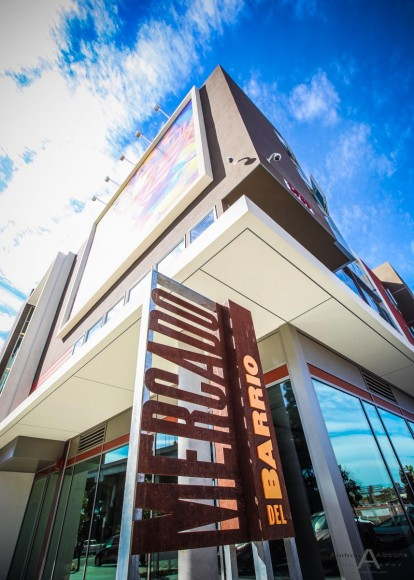 Estrella del Mercado Grand Opening 11/14/12