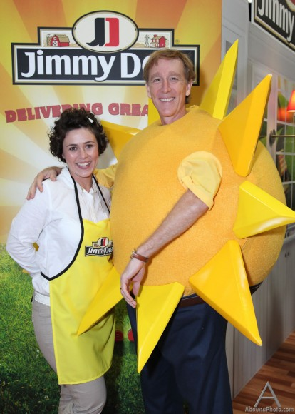 JimmyDean's 'The Sun' and You, ADA FNCE, September 25, 2011, San