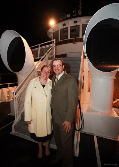 USS Howard Holiday Party on Lord Hornblower-7487s