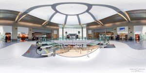 San Diego Interational Airport Spherical Panoramas for ATKINS by San Diego Photographer AbounaPhoto