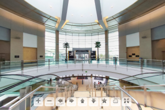 San Diego Airport Virtual Tour of Terminal 2 by Andrew Abouna Photography