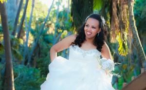 Selam and Nebiyu Balboa Park Wedding Photos