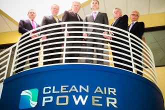 Clean Air Power Executive Headshots by San Diego Photographer Andrew Abouna