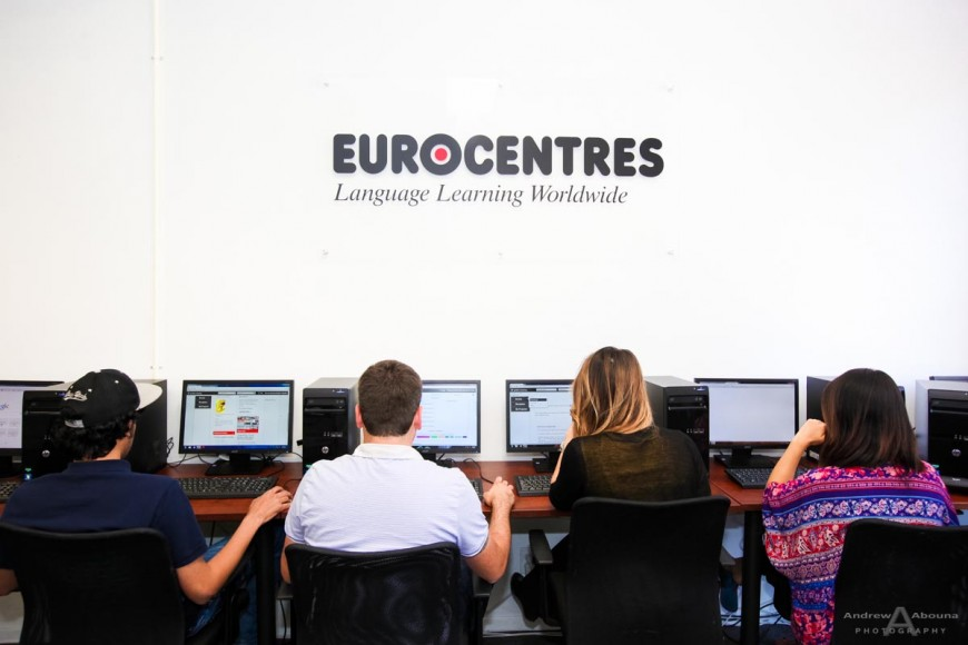 Eurocentres Language School by San Diego Photographer Andrew Abouna