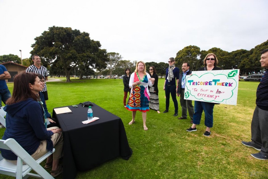 Schneider Electric Team Building Activities Photos by San Diego Photographer Andrew Abouna