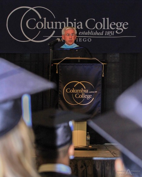 Columbia College San Diego Commencement 2014 by San Diego Photographer Andrew Abouna-6689