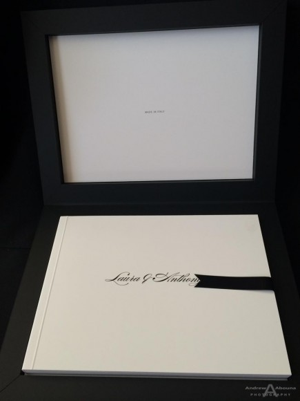 Deluxe Box 8x12 Wedding Album_GraphiStudio Italy by San Diego Photographer Andrew Abouna-1
