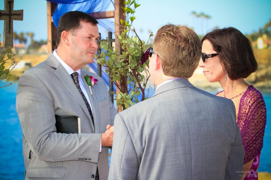 June and Scott Sunset Cliffs Wedding by San Diego Wedding Photographers Andrew Abouna