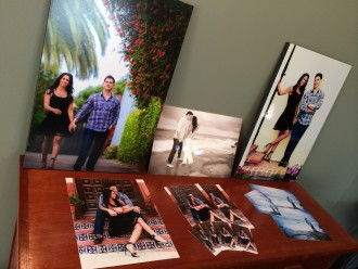 Lindsay and James San Diego Enagement Photo Session Prints by San Diego Wedding Photography Andrew Abouna