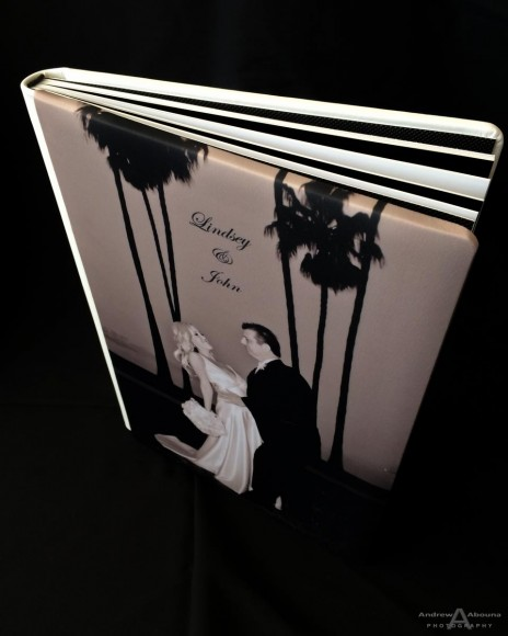 Silk Covered 9x13 Wedding Album_GraphiStudio Italy by San Diego Photographer Andrew Abouna-1