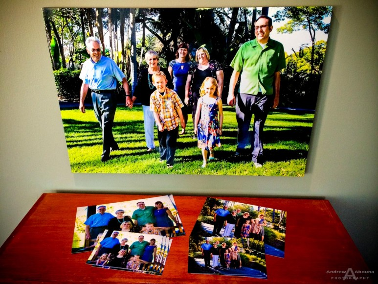 Stevenson Family Paradise Point Photos Standout Art Print by San Diego Photographer Andrew Abouna-84