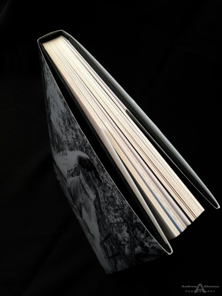 Traditional Slip Cover 8x12 Wedding Album_GraphiStudio Italy by San Diego Photographer Andrew Abouna-2