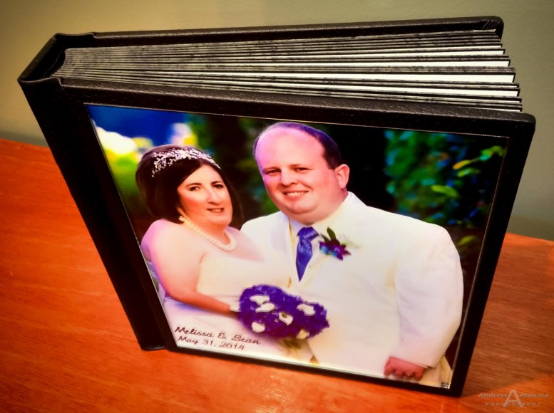 10x10 Delux Leather Wedding Album for Melissa and Sean by San Diego Wedding Photographer Andrew Abouna-0142