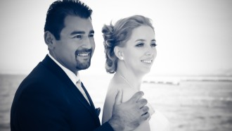 Mariel and Jose, September 7, 2012