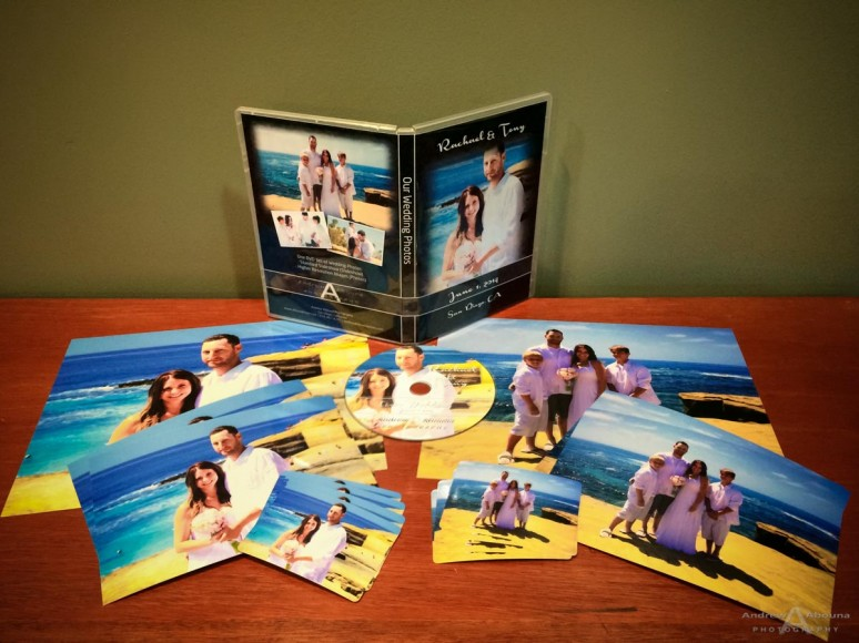 Professional Wedding Prints and DVD by San Diego Wedding Photographer Andrew Abouna-0139