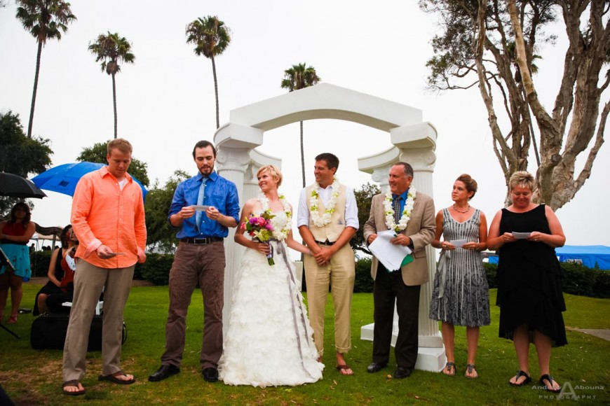 Kim and Matt La Jolla Shores Stone Brewery Wedding by San Diego Wedding Photographer Andrew Abouna