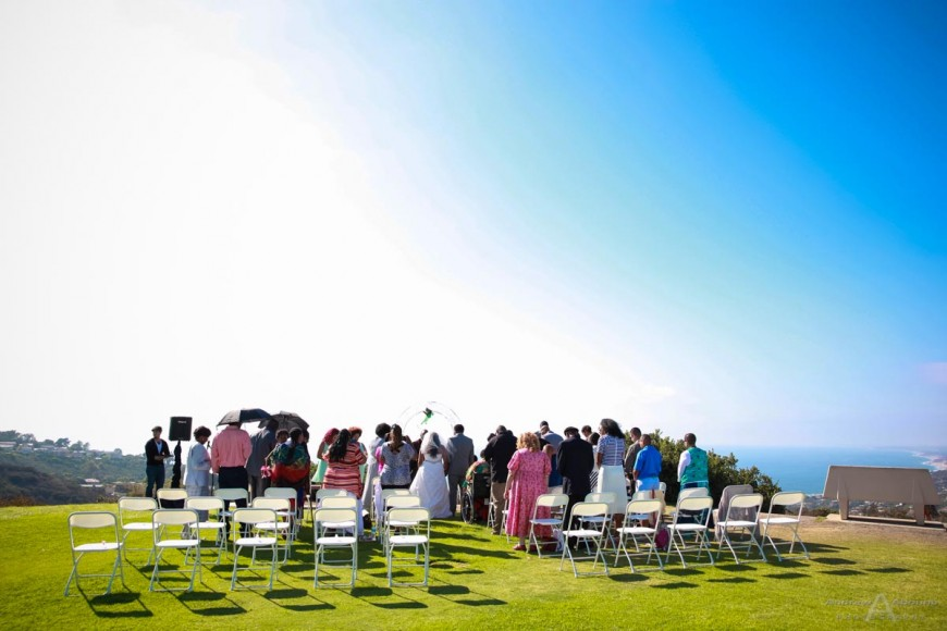 Monique and Patrick Mount Soledad La Jolla Wedding by Wedding Photographer San Diego Andrew Abouna