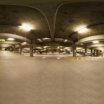 Virtual Photography of Parking Guidance