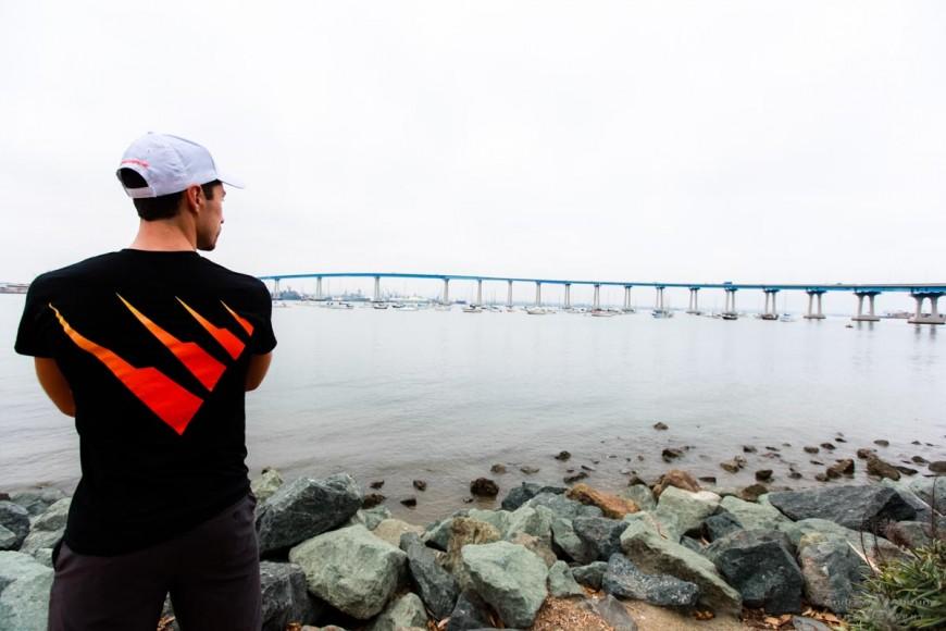 Zack Triathlete Photo Shoot by San Diego Photographer Andrew Abouna