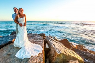 Brooke and Ryan by Carlsbad Wedding Photographers Andrew Abouna