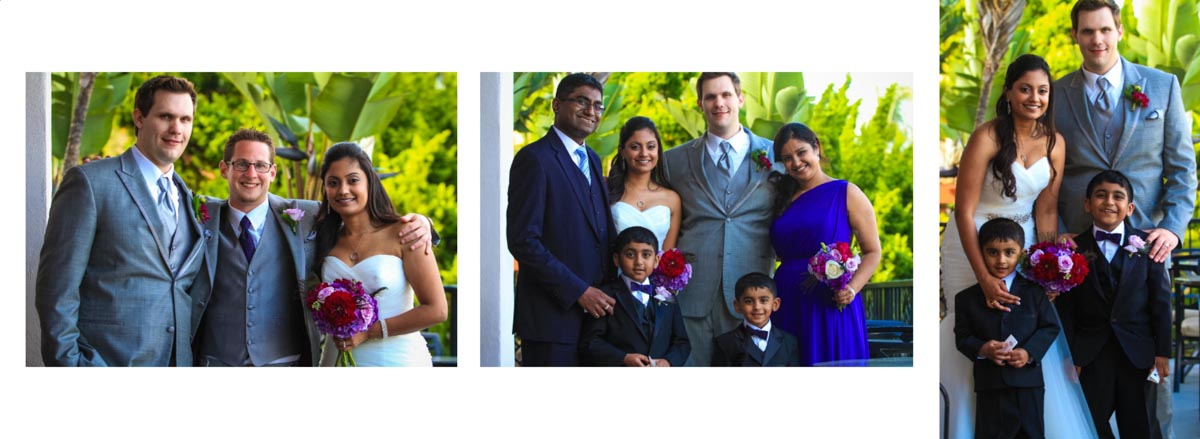 Krupa and Chris Wedding Photo Album by San Diego Wedding Photographers Andrew Abouna