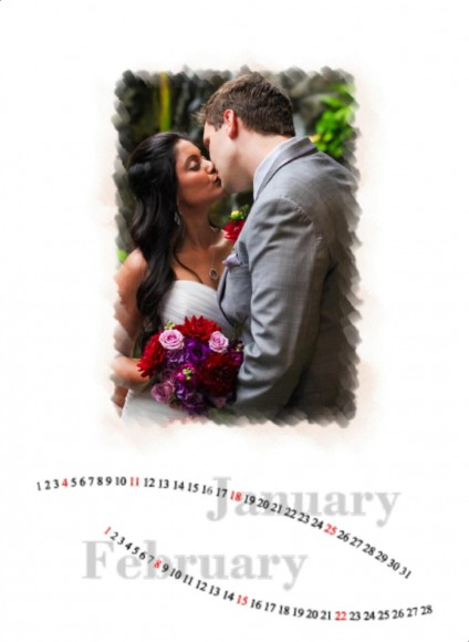 Krupa and Chris Catamaran Wedding Photos Calendar by San Diego Wedding Photographers Andrew Abouna-002