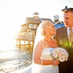 Milla and Kevin Seaport Village Wedding