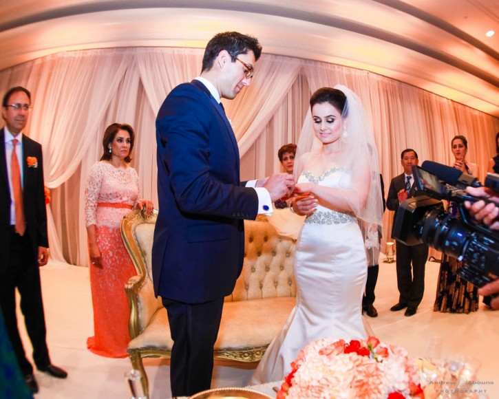 Trisa and Faisal Nikah Afghan Wedding La Jolla Marriott by San Diego Wedding Photographer Andrew Abouna