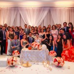 Trisa and Faisal Nikah Afghan Wedding at the Marriott