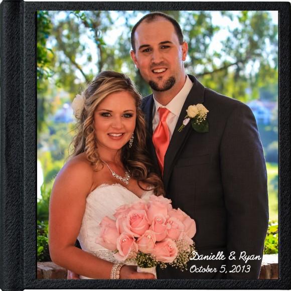 Danielle and Ryan Rancho Bernardo Inn Wedding Album Photos by AbounaPhoto_cover
