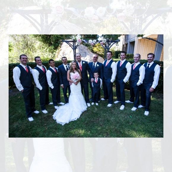 Danielle and Ryan Rancho Bernardo Inn Wedding Album Photos by AbounaPhoto_spread 13