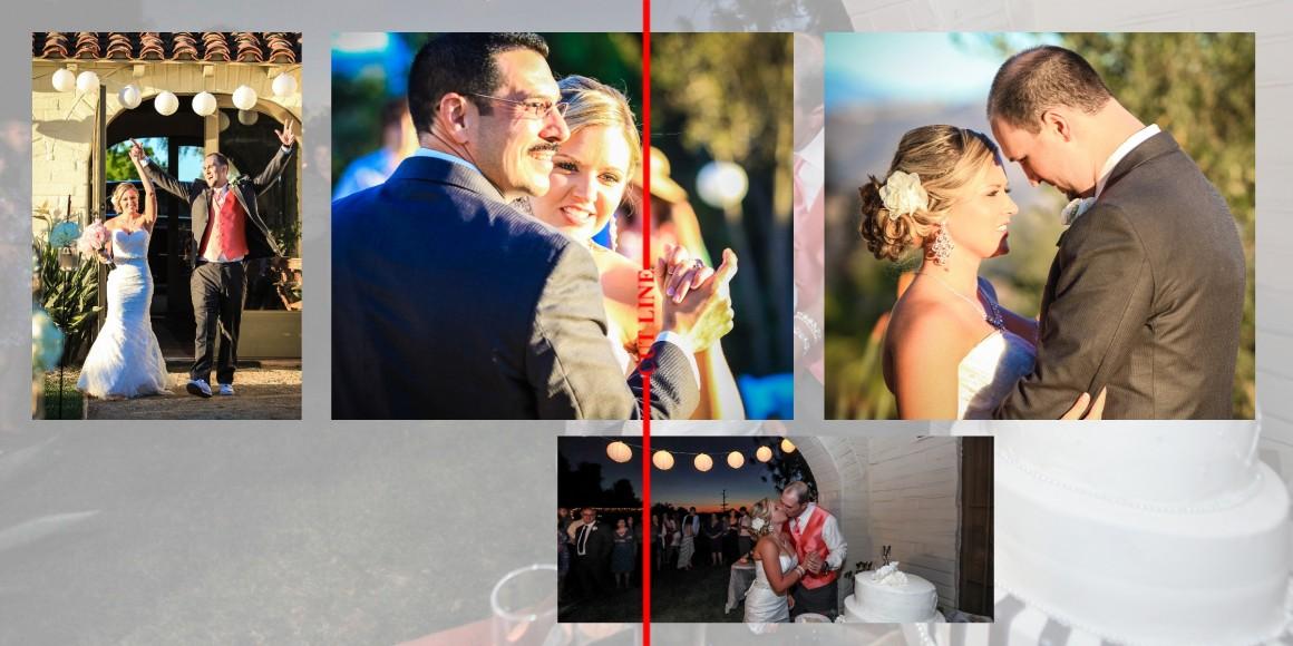 Danielle and Ryan Rancho Bernardo Inn Wedding Album Photos by AbounaPhoto_spread 21