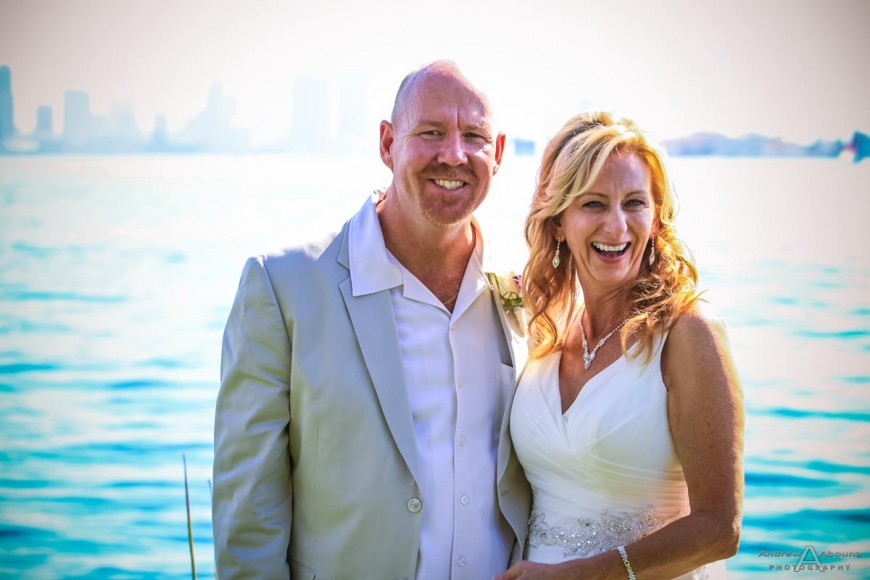 Deb and James Admiral Kidd Wedding by San Diego Wedding Photographer Andrew Abouna