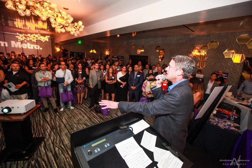 MetroPCS San Diego Dealer Event - The W Hotel Event by San Diego Event Photographer Andrew Abouna