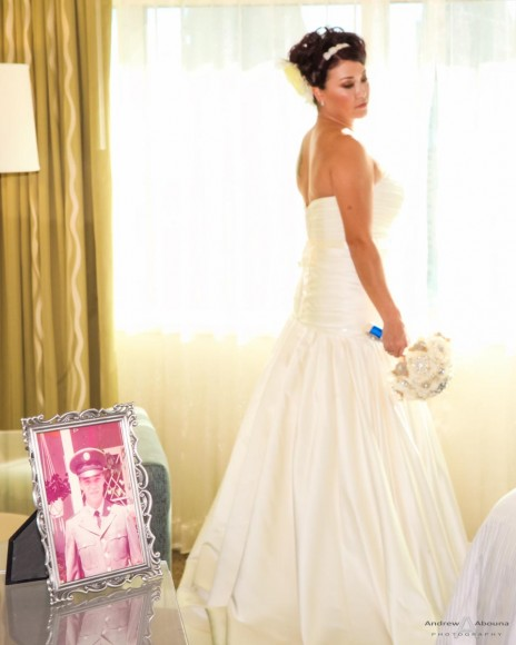 Carrie and Rob Westin San Diego Wedding Prep by San Diego Wedding Photographer Andrew Abouna