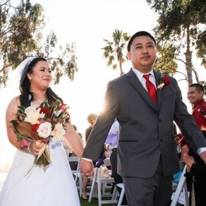 Marina Village in San Diego California is a popular weddinghellip