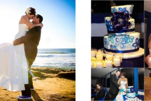 Carrie and Rob Wedding Album by San Diego Wedding Photographer-030-031