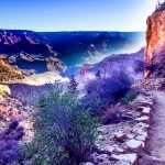 View from Bright Angel Trail, Grand Canyon