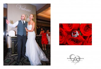 Valerie and Raul wedding album by San Diego Wedding Photographers Andrew Abouna_042-043
