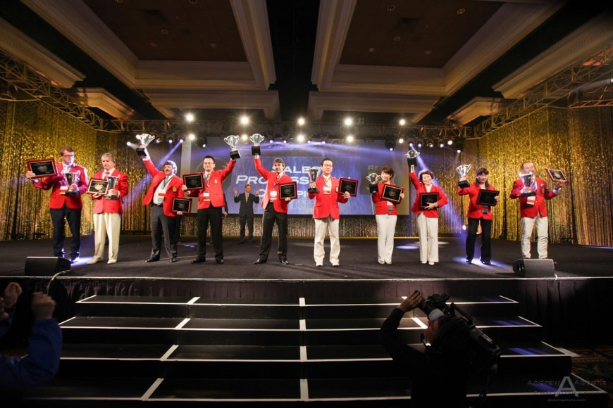 Prudential International Insurance Conference 2012_Friday General Session