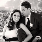Lizette and Calen, August 10, 2012, Coronado, CA