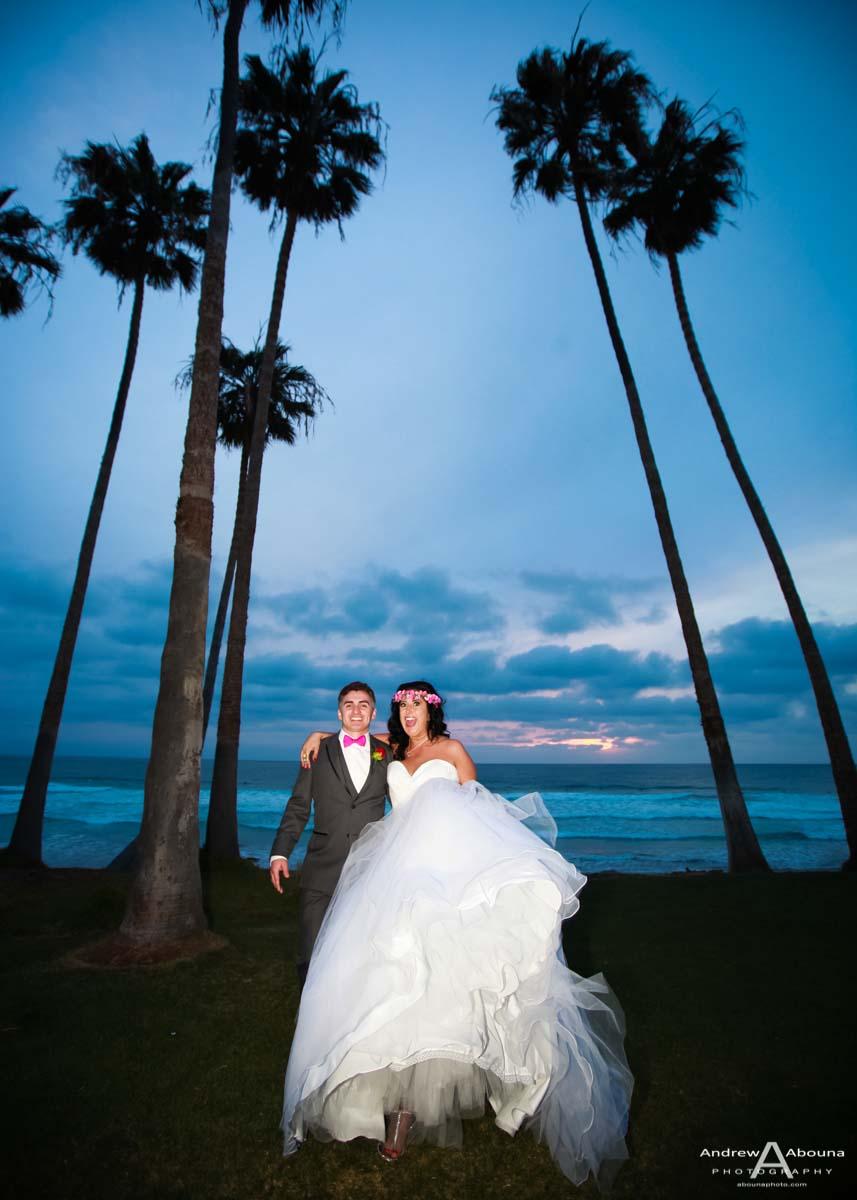 Carly and Nathan Hyatt Regency La Jolla Scripps Seaside Forum ...