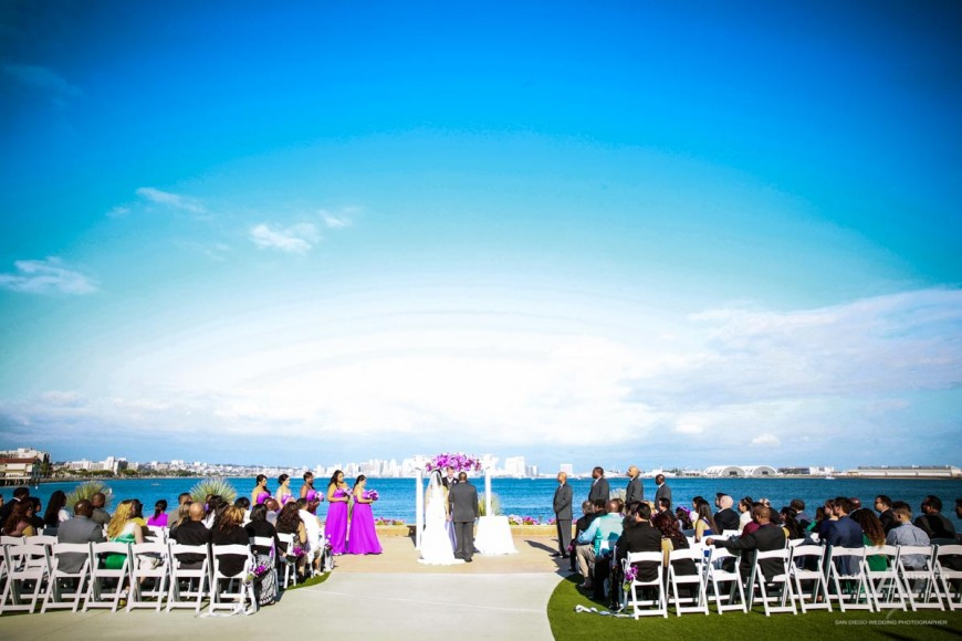Vannezza and Jake Admiral Kidd San Diego Wedding by Wedding Photographer in San Diego Andrew Abouna