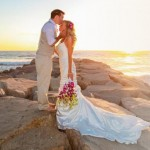 Wedding Book design Carlsbad Beach Wedding by San Diego Wedding Photographer Andrew Abouna