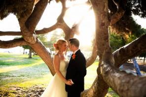 Amber and Sean La Jolla Cove wedding photos by San Diego Wedding Photographer Andrew Abouna
