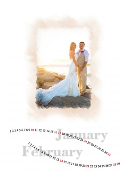 Brooke & Ryan's Wedding Book Compliments their Wedding by San Diego Wedding Photographers Andrew Abouna - Calendar_002
